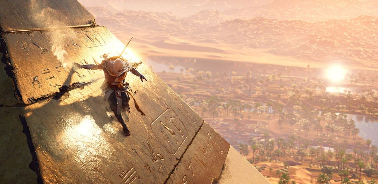How Assassin's Creed Origins Made History Cool