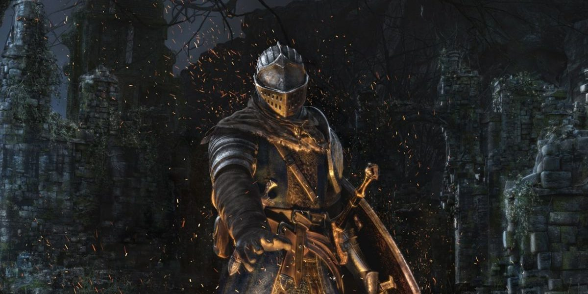 There's Only One Reason to Get Dark Souls Remastered on Switch