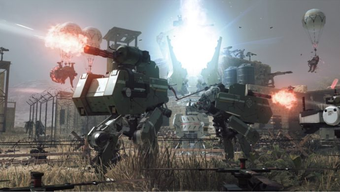 Metal Gear Survive Is Looking Way Better Than It Did in Its Launch Trailer