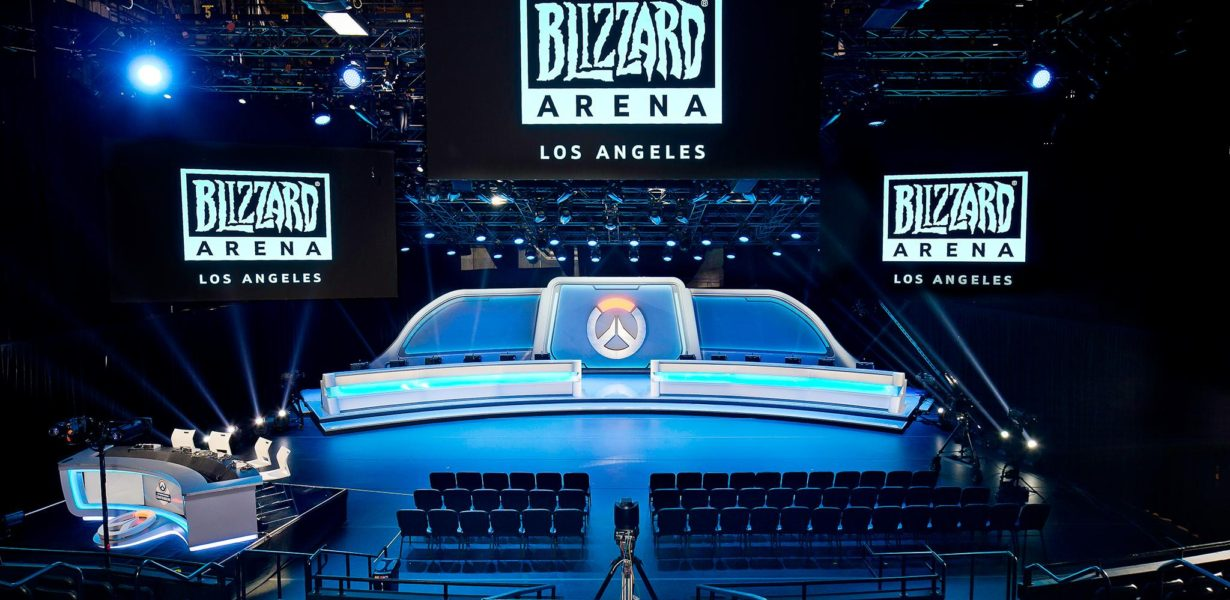 Overwatch League's First Day Live Up to the Hype