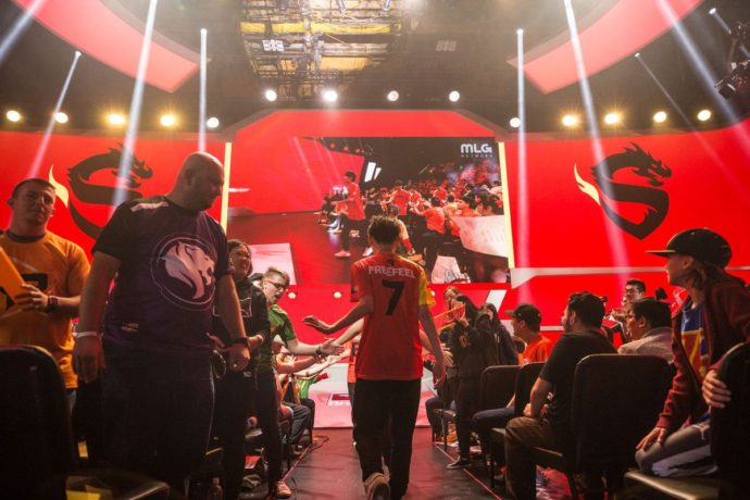 The Shanghai Dragons Are a Complete Mess
